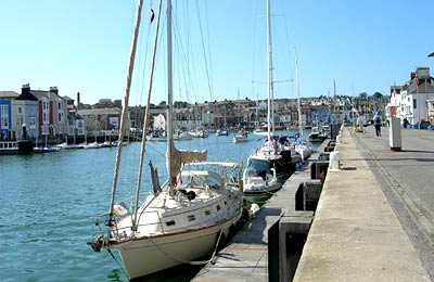 Poole a Guernsey