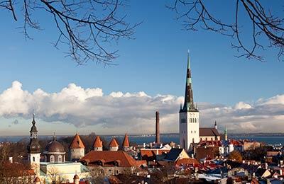 Helsinki a Tallinn