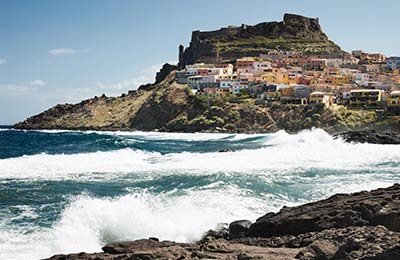 Tolone a Porto Torres