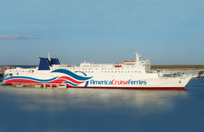Dell'America Cruise Line Ferries