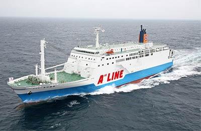A traghetti di linea