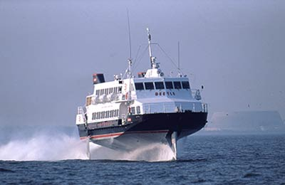 J R Kyushu Beetle Ferry