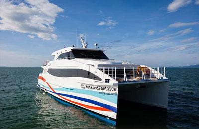 Boonsiri ad alta velocitα di traghetti