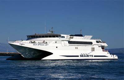Sea Jets Ferries