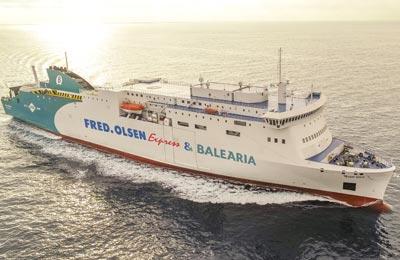 Fred Olsen Ferries