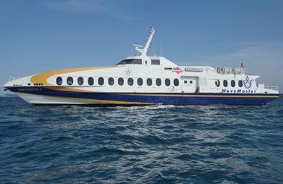 Fast Ferries Majestic