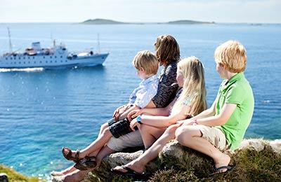 Isole Scilly Ferry Viaggi