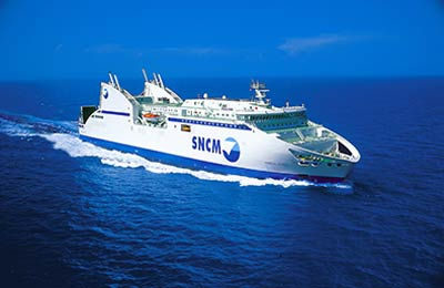 SNCM Ferries
