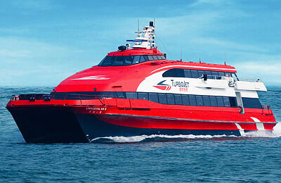 turbogetto Ferries